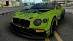 Bentley Continental GT3 2020