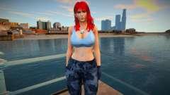 Leona 4 - Blue 1 para GTA San Andreas