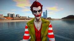 The Joker (Mc Donalds) para GTA San Andreas