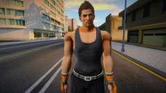 Brad Burns with Tank and Suit Pants 1 para GTA San Andreas