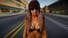 Tekken 7 Anna Williams Python Costume 2 para GTA San Andreas