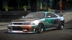 Nissan Skyline R33 GS S2 para GTA 4
