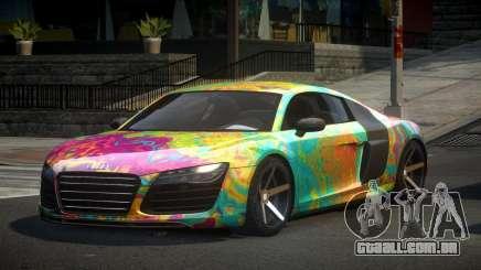 Audi R8 SP-U S2 para GTA 4