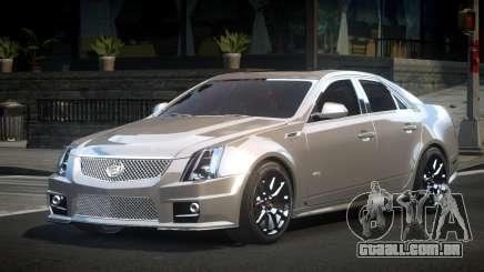 Cadillac CTS-V Qz para GTA 4