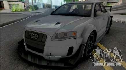 Audi RS4 2008 BodyKit para GTA San Andreas
