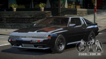 Mitsubishi Starion SP-U para GTA 4