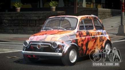 Fiat Abarth PS-U S2 para GTA 4