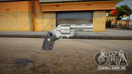 Colt Python 357 Magnum (Icon) para GTA San Andreas