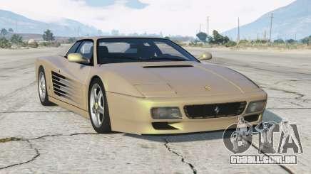 Ferrari 512 TR 1991〡add-on v1.1 para GTA 5