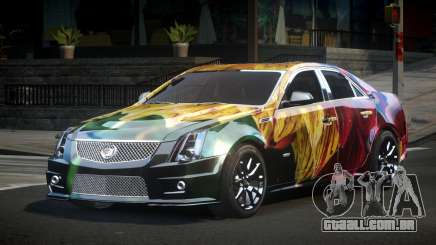 Cadillac CTS-V Qz S5 para GTA 4