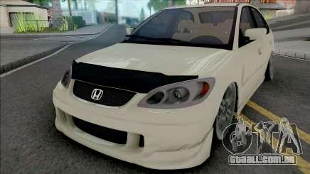 Honda Civic VTEC 2 CFZ para GTA San Andreas