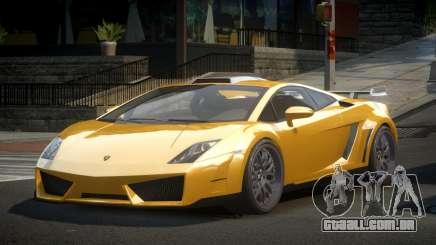 Lamborghini Gallardo GS Qz para GTA 4