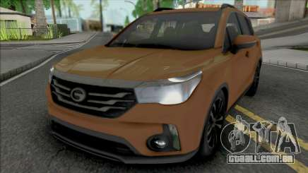 GAC Trumpchi GS4 para GTA San Andreas