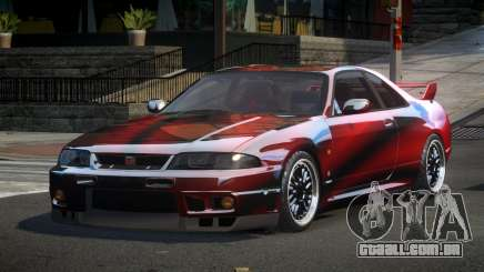 Nissan Skyline R33 PS-I S6 para GTA 4