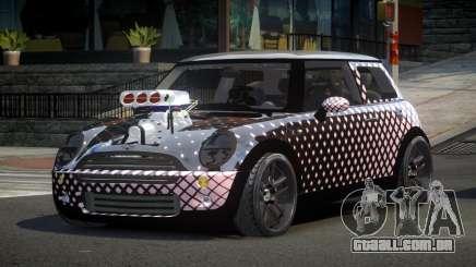 Mini Cooper Custom S6 para GTA 4