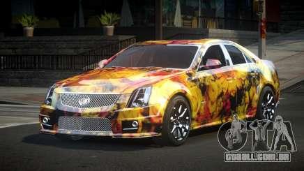 Cadillac CTS-V Qz S9 para GTA 4