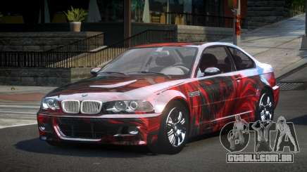 BMW M3 U-Style S1 para GTA 4