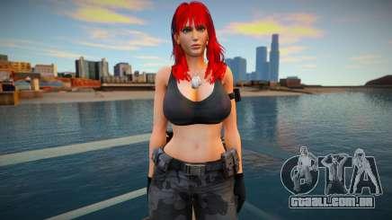 Leona 4 - Black 2 para GTA San Andreas