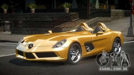 Mercedes-Benz SLR PSI para GTA 4