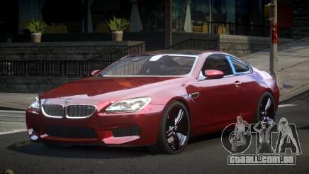 BMW M6 F13 Qz para GTA 4