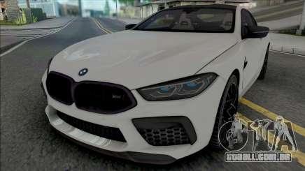 BMW M8 Competition [HQ] para GTA San Andreas