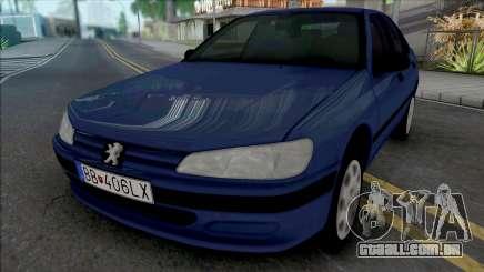 Peugeot 406 [HQ] para GTA San Andreas