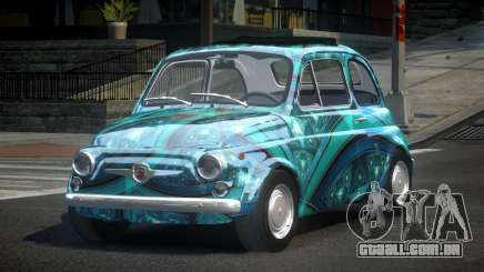 Fiat Abarth PS-U S6 para GTA 4