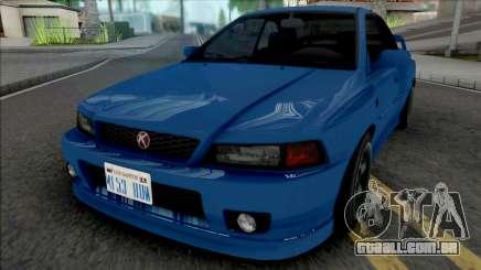 GTA Online Karin Sultan [Classic Small] para GTA San Andreas