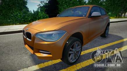 BMW M135i 2013 (good model) para GTA San Andreas