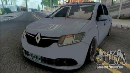 Renault Symbol Quantum Works para GTA San Andreas