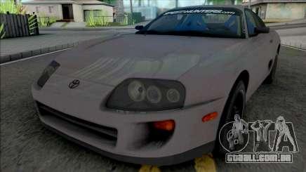Toyota Supra 1998 SpeedHunters para GTA San Andreas