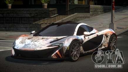 McLaren P1 Qz S8 para GTA 4