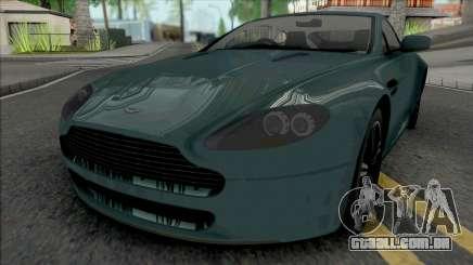 Aston Martin V8 Vantage N400 2008 para GTA San Andreas