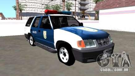 Chevrolet Blazer S-10 2000 MPERJ (Beta) para GTA San Andreas