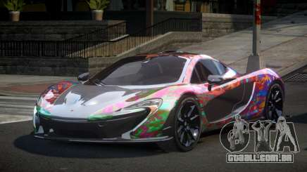 McLaren P1 GS-I L4 para GTA 4