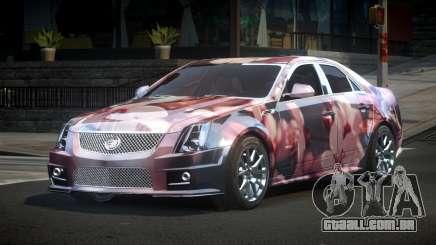 Cadillac CTS-V Qz S2 para GTA 4