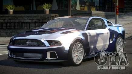 Ford Mustang GT-I L8 para GTA 4