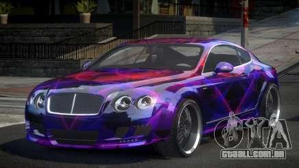 Bentley Continental ERS S7 para GTA 4