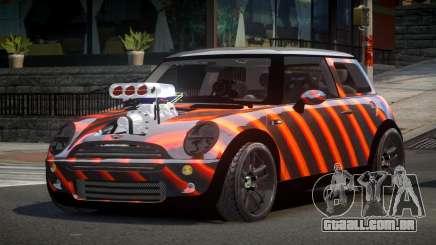 Mini Cooper Custom S2 para GTA 4