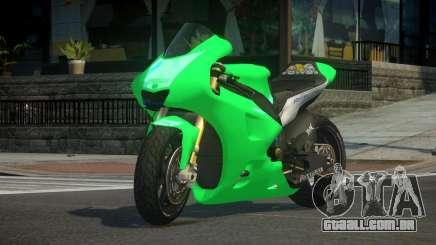 Yamaha YZR US para GTA 4