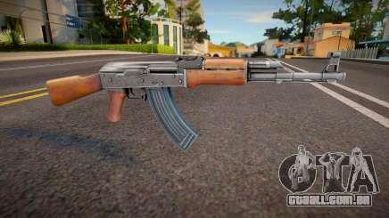 Remastered AK-47 para GTA San Andreas