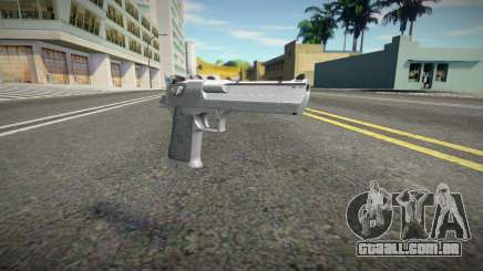 Quality Desert Eagle para GTA San Andreas