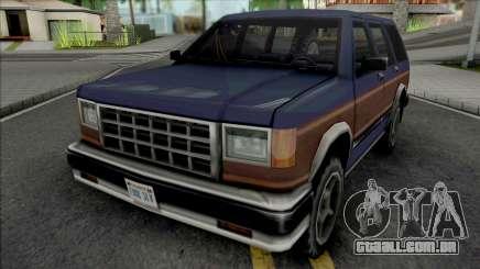 Landstalker MK2 para GTA San Andreas