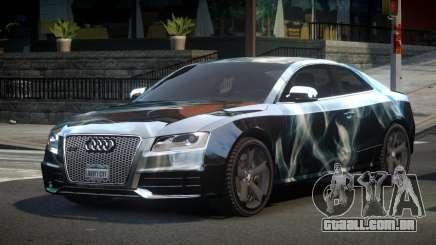 Audi RS5 GS S4 para GTA 4