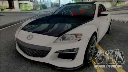 Mazda RX-8 [HQ] para GTA San Andreas