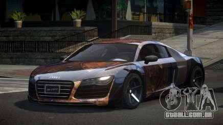 Audi R8 SP-U S9 para GTA 4