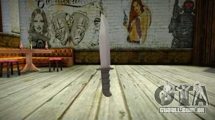 Quality Knife para GTA San Andreas