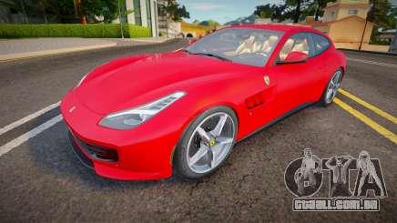 Ferrari GTC4Lusso (good model) para GTA San Andreas