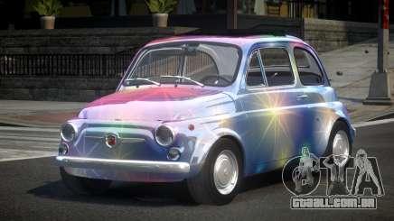 Fiat Abarth PS-U S9 para GTA 4