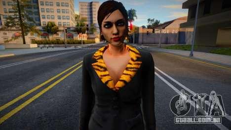 Maria Latore GTA III para GTA San Andreas